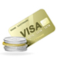 Convenient payment methods (Visa...)