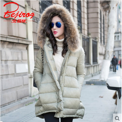 buy womens downcoats from China