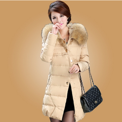 womens winter down coats from China