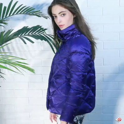 buy down jackets from China